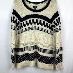 AEO ~ Chunky Knit Sweater